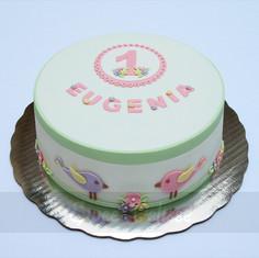 Precious One Cake