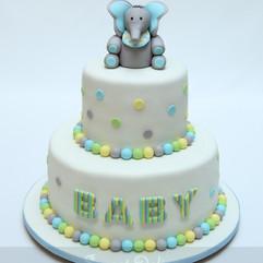 Hello Baby Cake