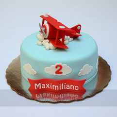 Touch the Sky Cake