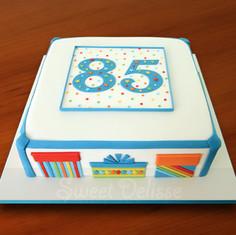 Life Celebration Cake