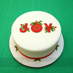 A Special Gift Cake