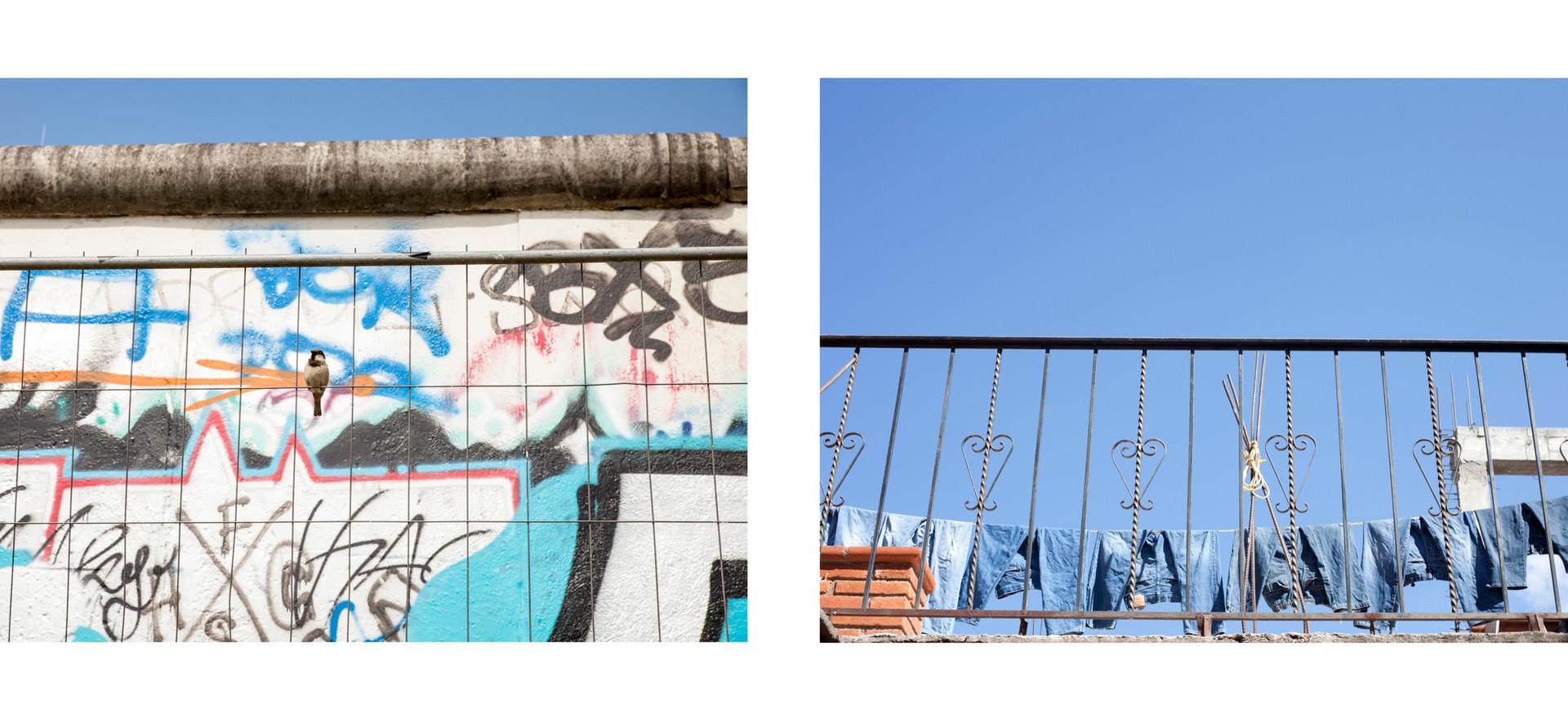 Berlin, Germany and Oaxaca, Mexico