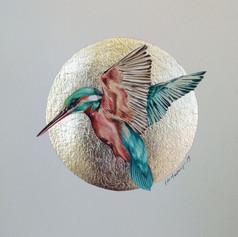 Silver ornithology addict #3