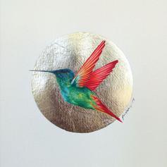 Silver ornithology addict #4