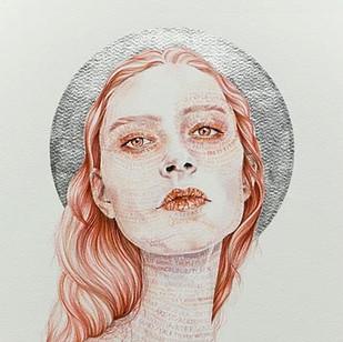 Obra de Valentim Quaresma integra Esposição coletivo, Dilema. Moda lisboa - blog