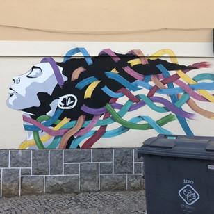 The street art murals of bairro da Torre in Cascais Inspiring city - blog