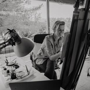 Jacqueline de Montaigne. Carina Pilz  portrait photography - blog
