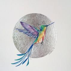 Silver ornithology addict #7