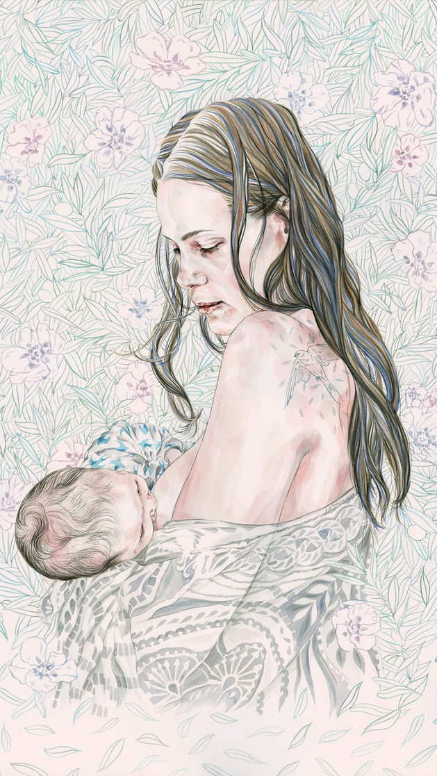 Mother as nature