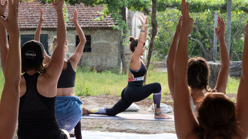 Awarenesse for Wellbeing, Yoga Retreat