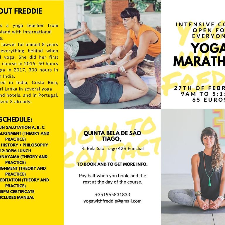 Yoga Marathon - Immersion 3rd Edition