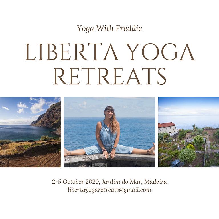 LIBERTA YOGA RETREATS, 1º Edition