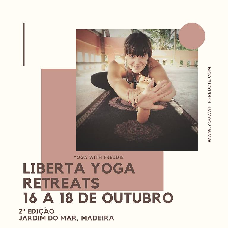 LIBERTA YOGA RETREATS, 2º Edition
