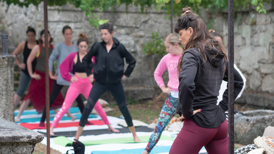Awareness for Wellbeing, Yoga Retreat 2019