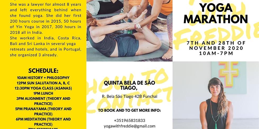 Yoga Marathon - Immersion 2ª Edition
