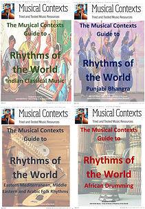 OCR GCSE Music Rhythms of the World
