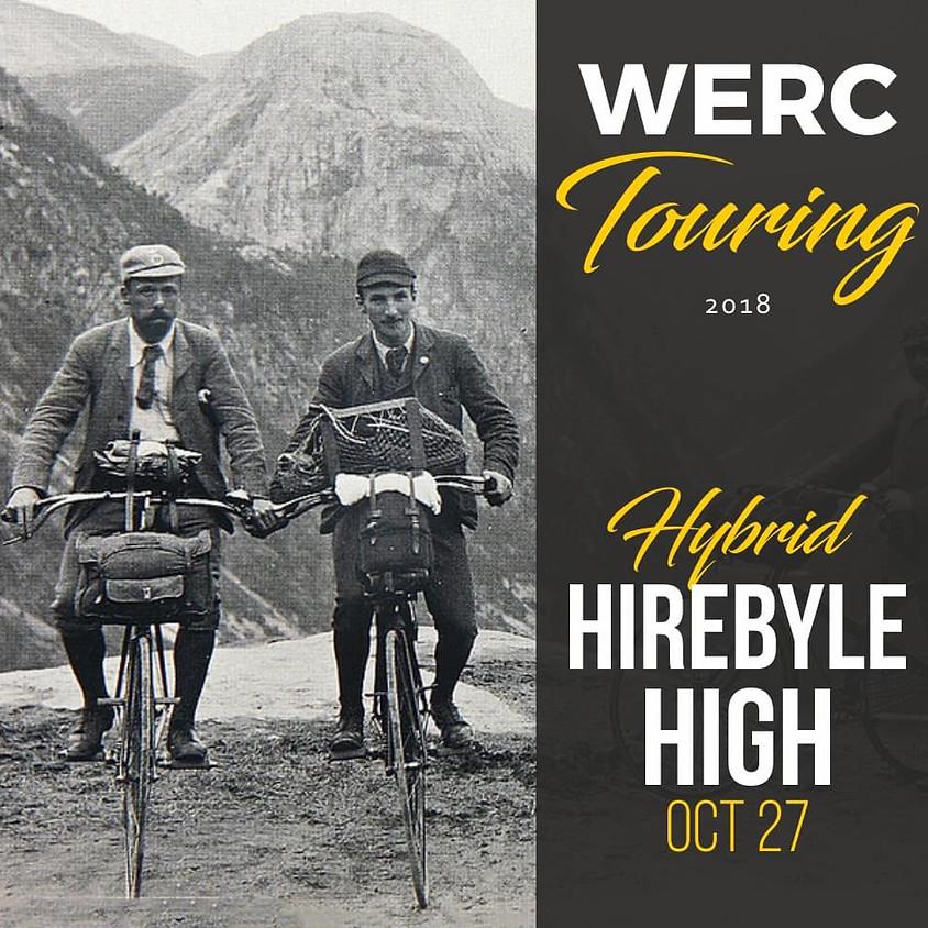 WERC Touring / Hirebyle High