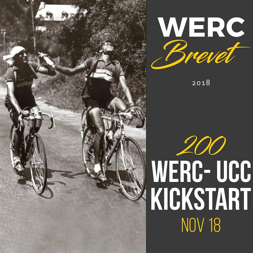 WERC Brevets / Kickstart 200km