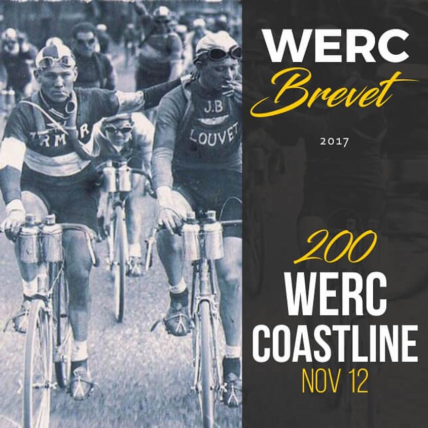 WERC Brevets / Coastline 200km