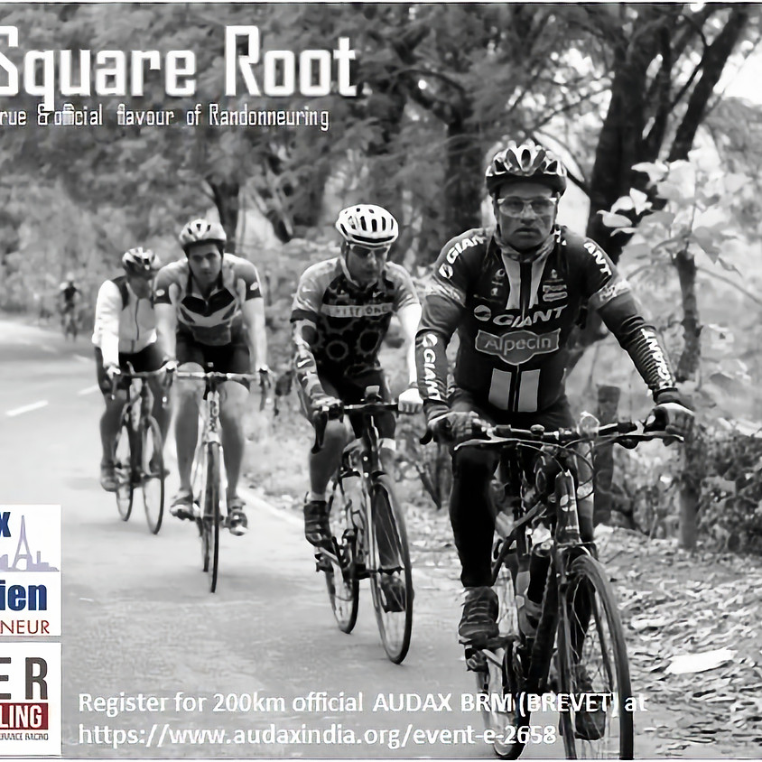 WERC Brevets / Square Route 200km