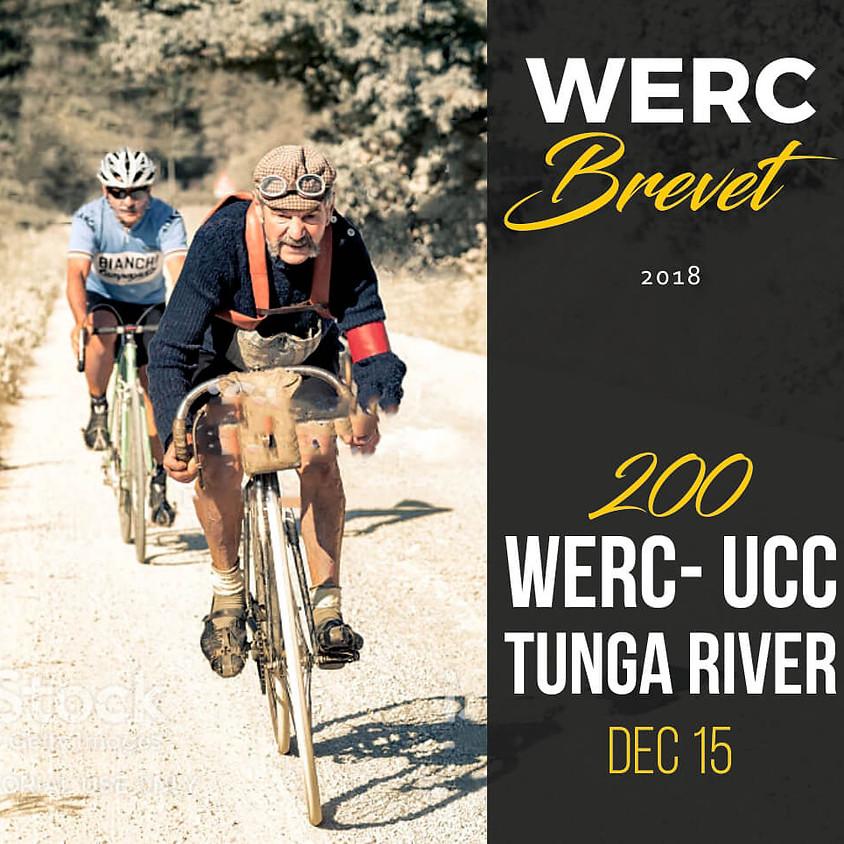 WERC Brevets / Tunga River 200km