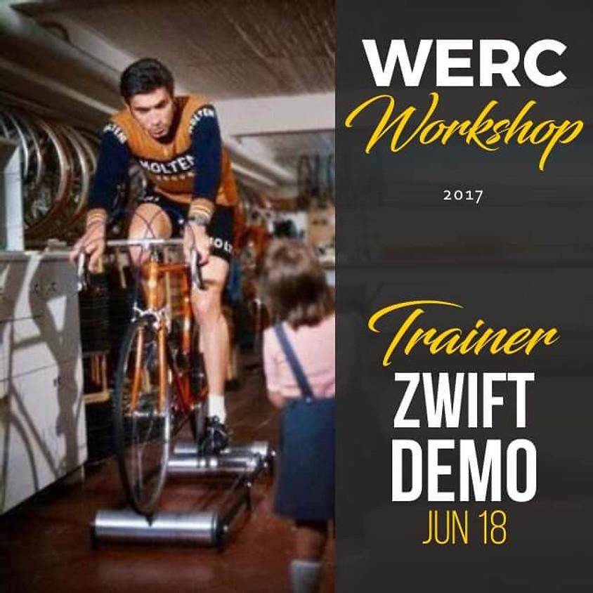 Trainer / Zwift Demonstration