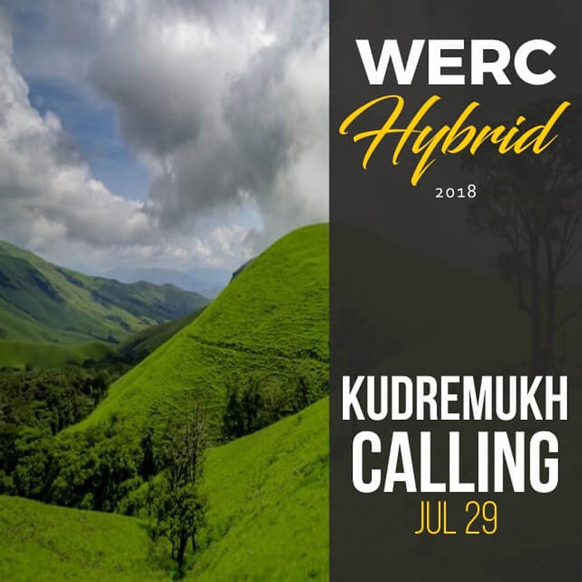 WERC Touring / Kudremukh Calling - 2018