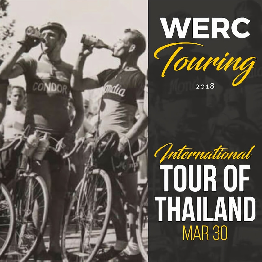WERC Touring / Tour of Thailand