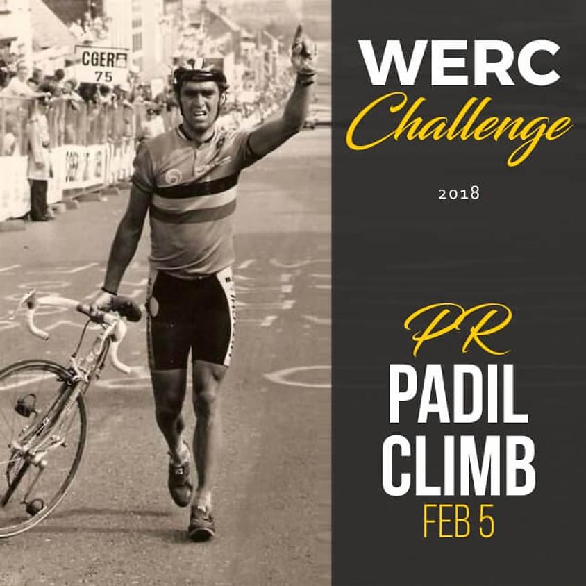 WERC Challenge / Padil Climb
