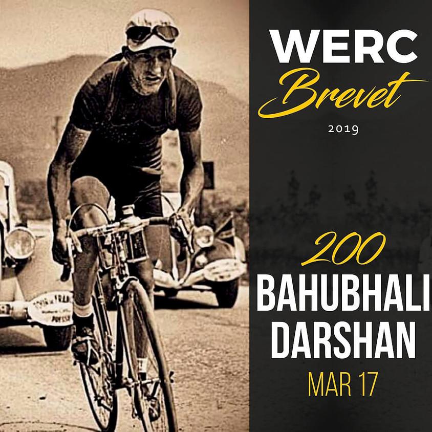 WERC Brevets / Bahubali Darshan 200km