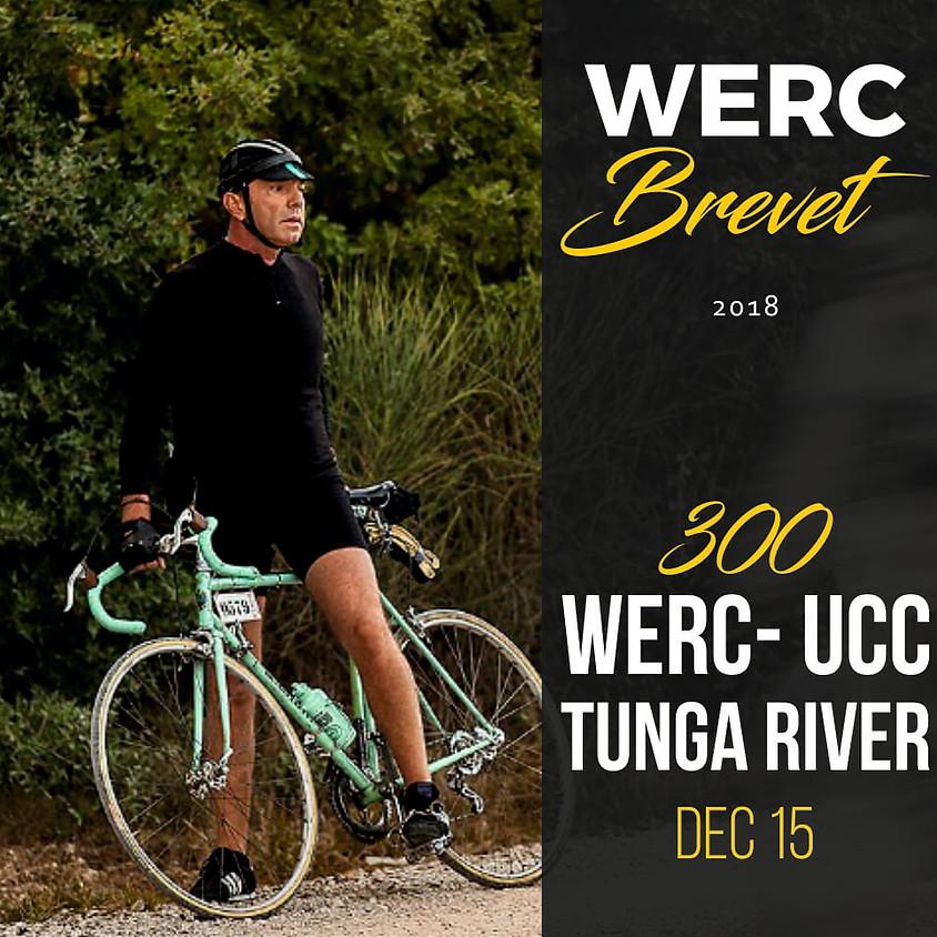 WERC Brevets / Tunga River 300km