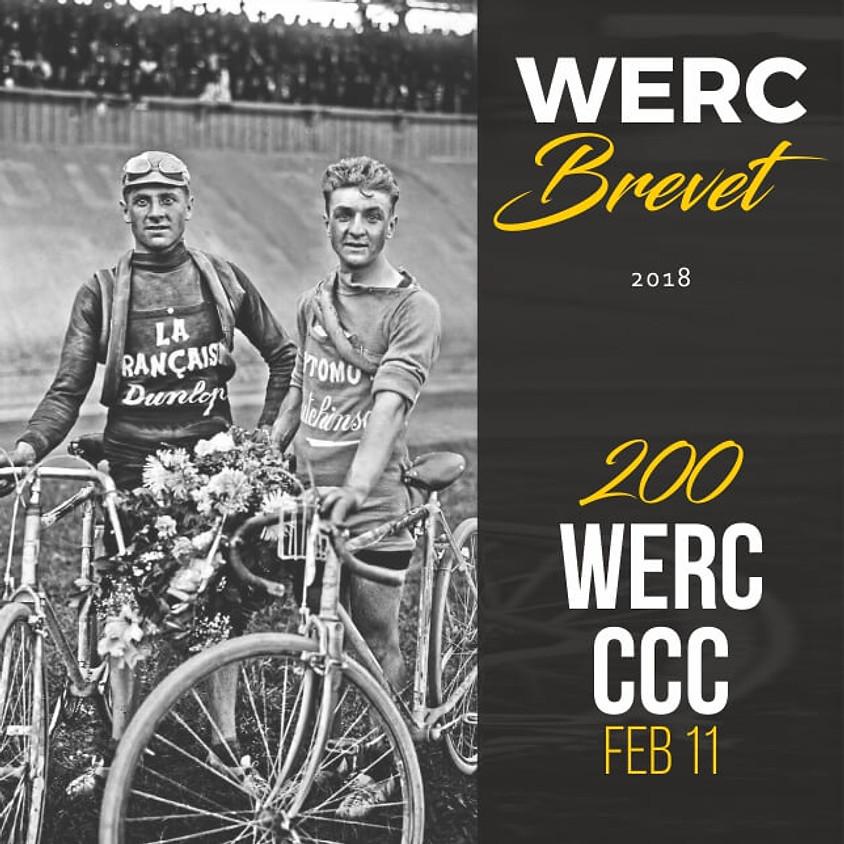 WERC Brevets / WERC & CCC 200km