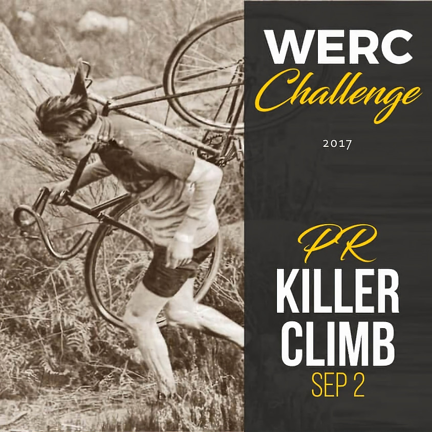 WERC PR Challenge / Killer Climb