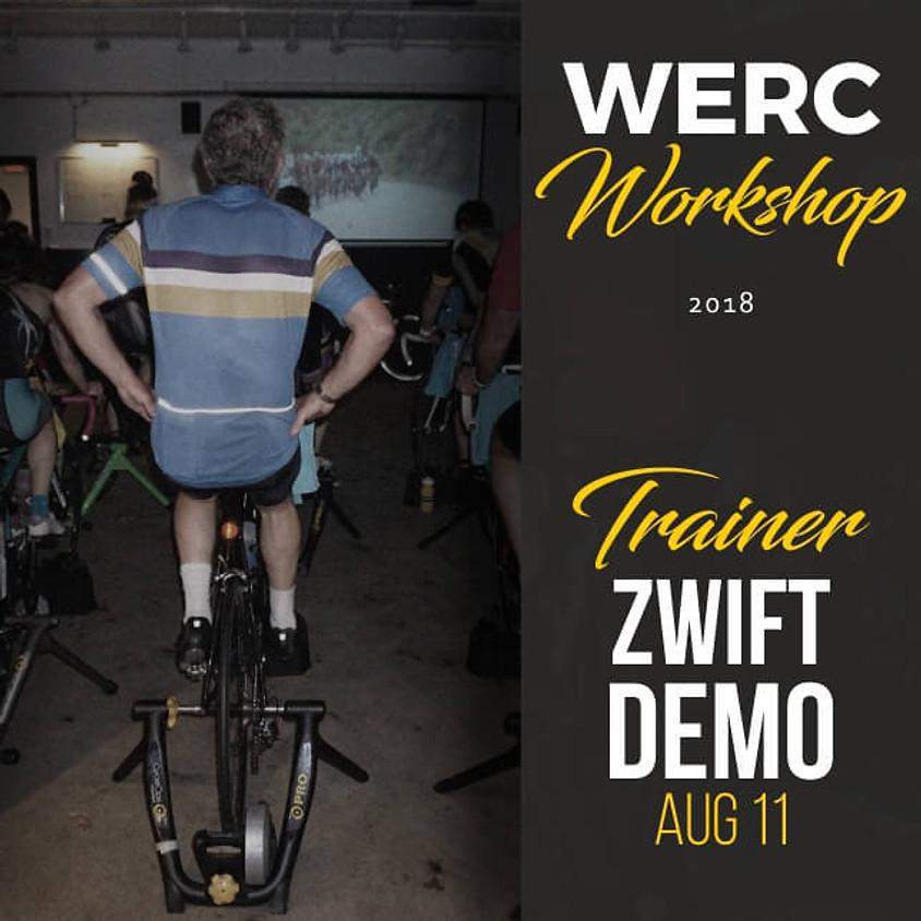 WERC Training / Trainer & Zwift Workshop