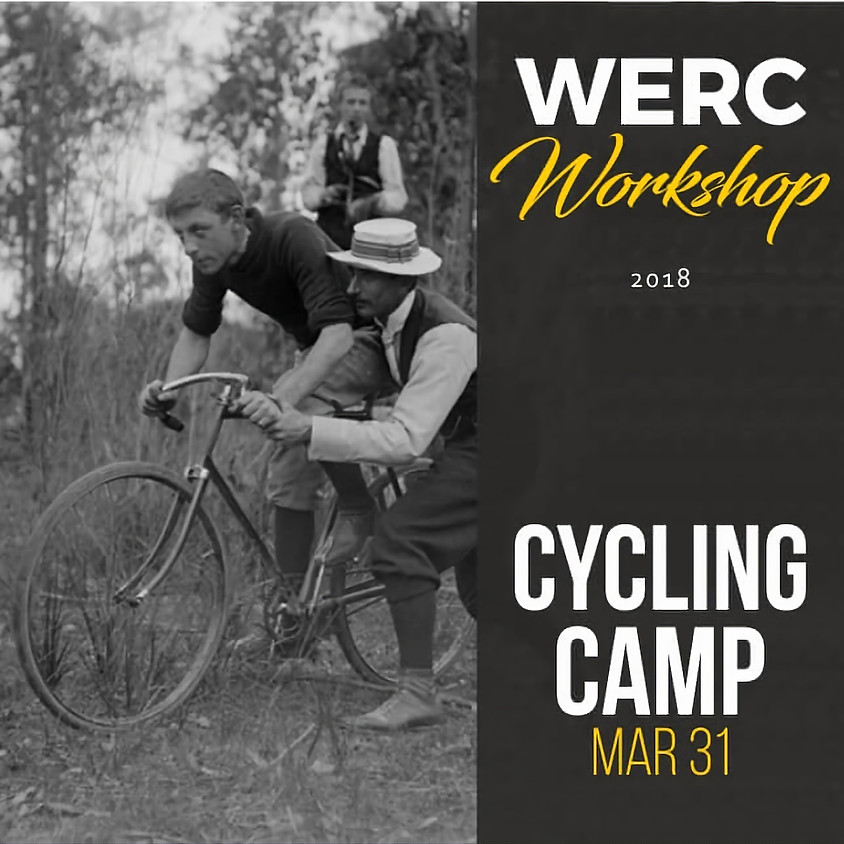 WERC Training / Pedalling to Success