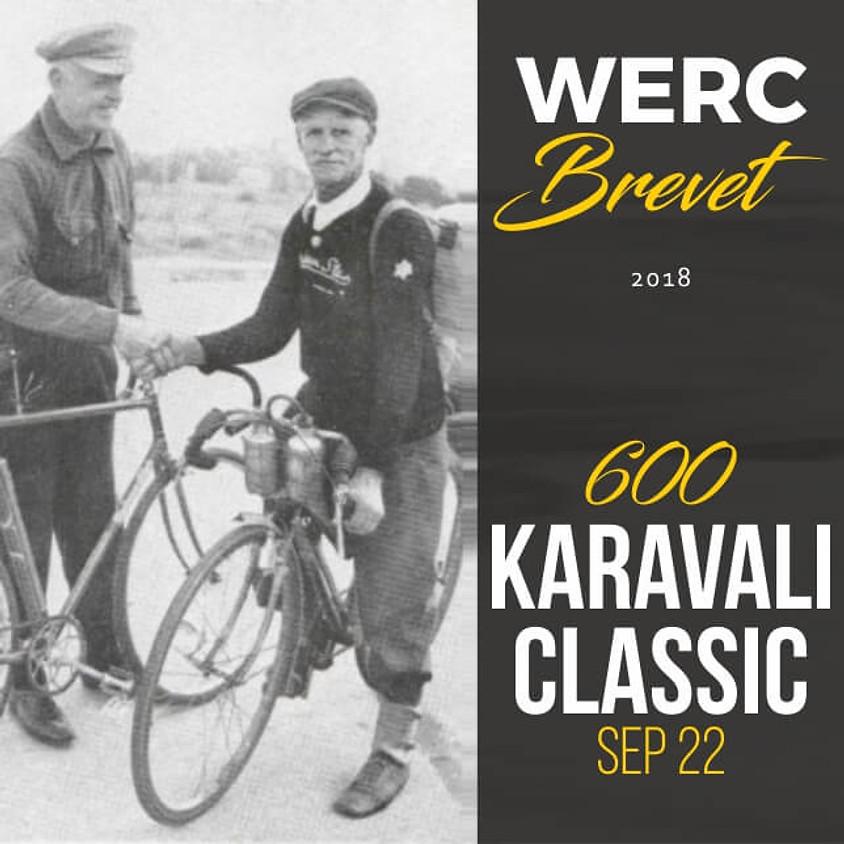 WERC Brevets / Karavali Classic 600km