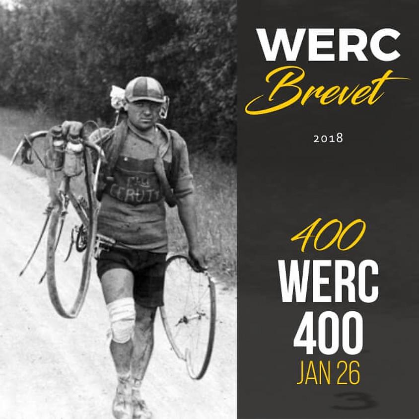 WERC Brevets / WERC 400km