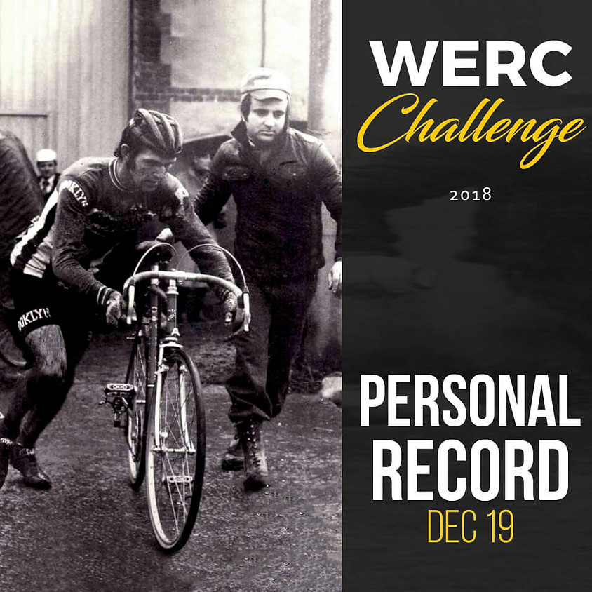 WERC Challenge / Personal Record