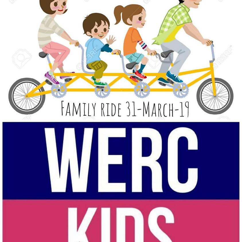 WERC Family Ride