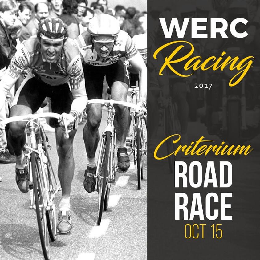WERC Races / Criterium 01