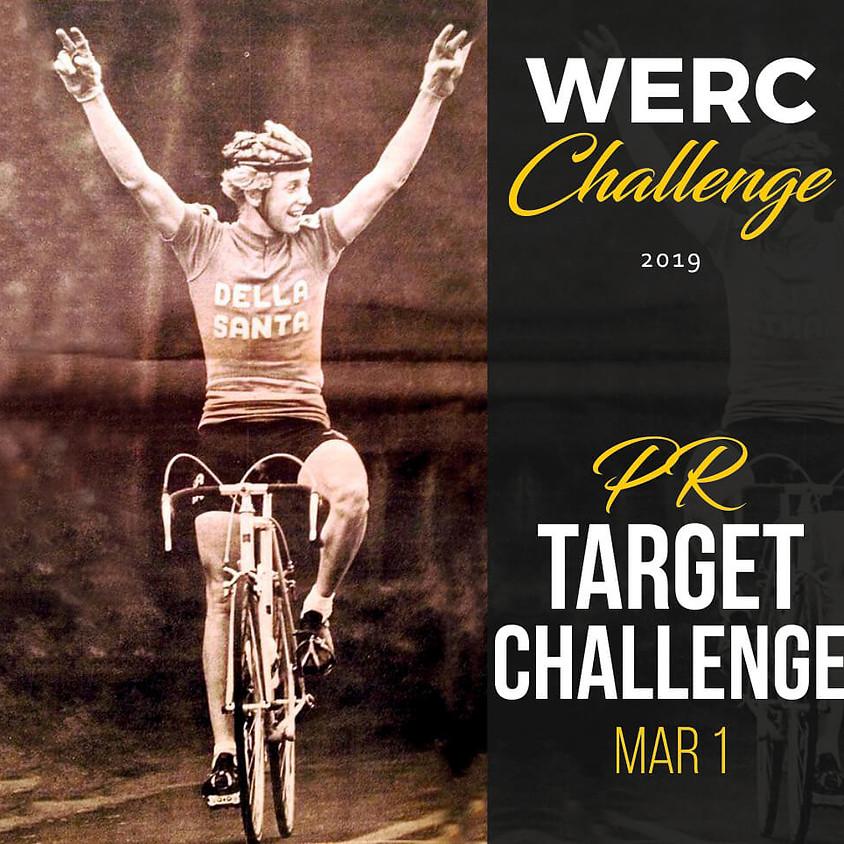 WERC Challenge / Target Challenge