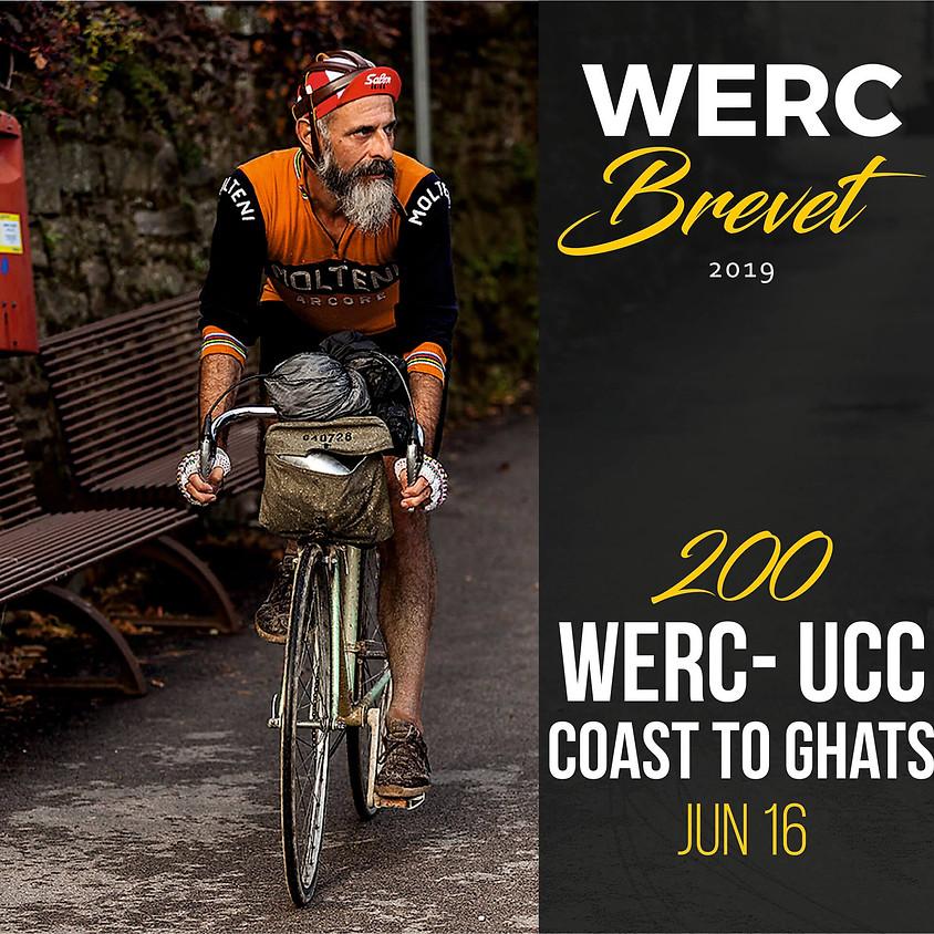 WERC Brevets / Coast to Ghats 200km