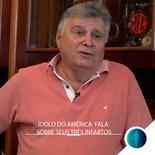 Ídolo do América Edu Coimbra fala sobre seus três infartos