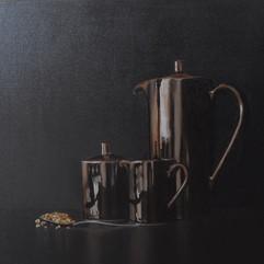 Retro koffie