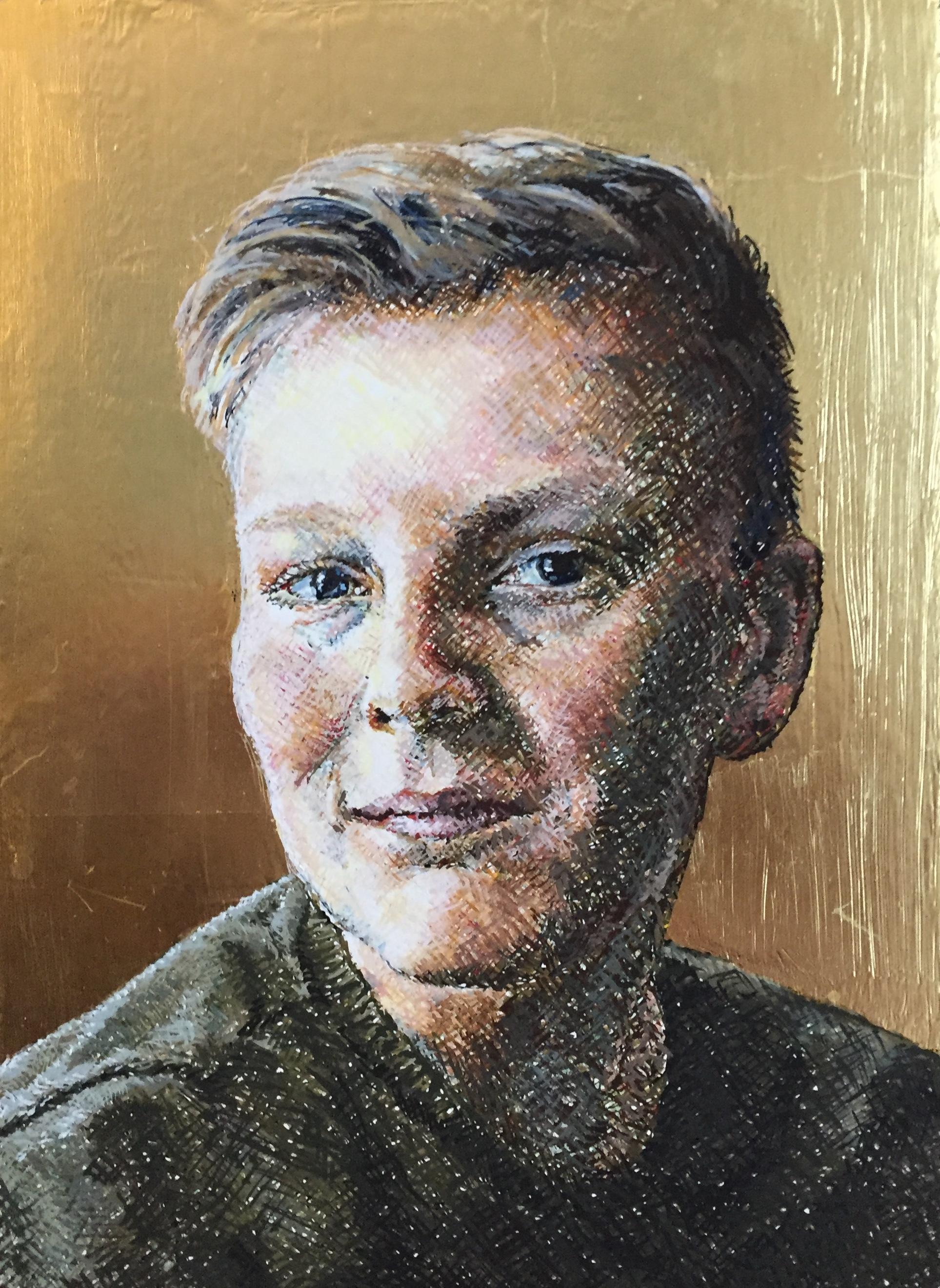 Klein portret Ivan