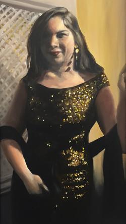 Sophie in goud