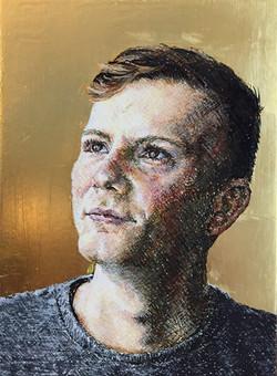 Klein portret Sven