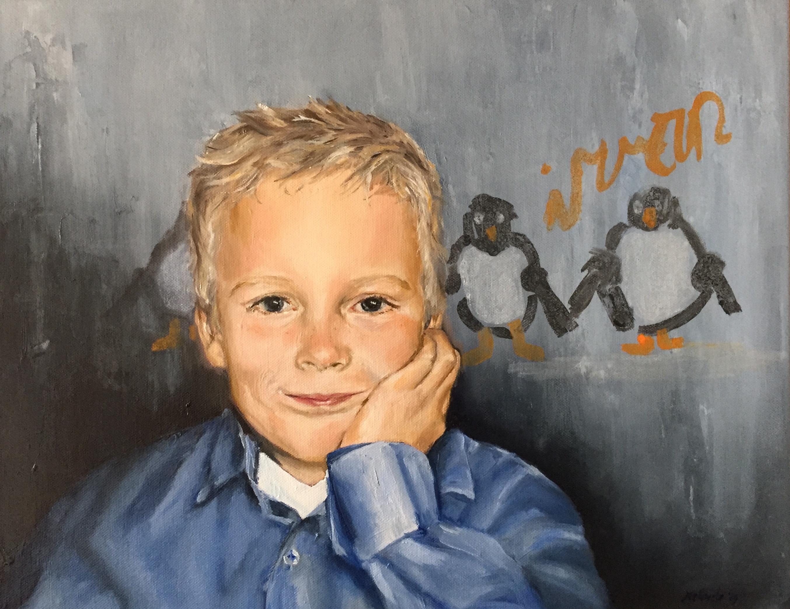 Ivan 7 jaar