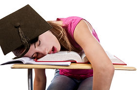sleep in class-girl.jpg