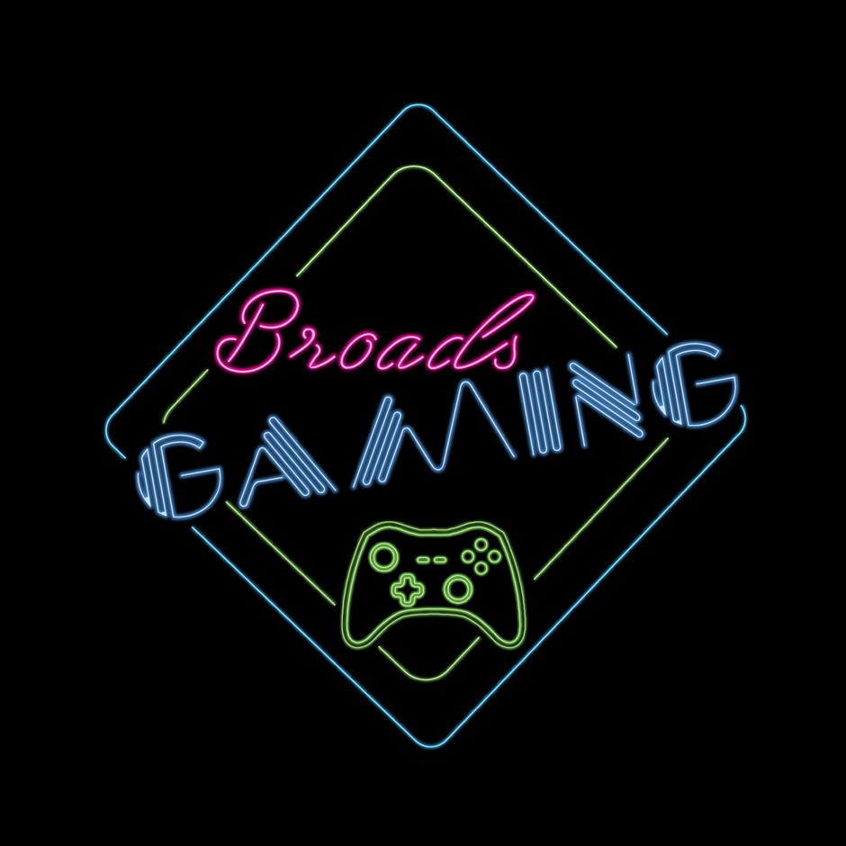 Broad(s) Gaming Logo